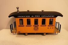 ON3/ON30  ***NEW RELEASE*** SILVER CITY MODELS, 20' PASSENGER CAR