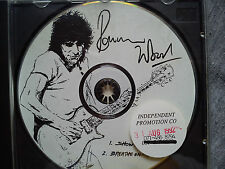 """RON WOOD – """"SHOW ME"""" PROMOTIONAL CD SINGLE"""