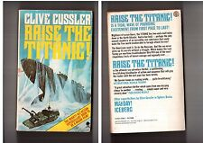 Clive Cussler Raise The Titanic Sphere Books Ltd 1977