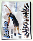 CALVIN JOHNSON  EASTBAY CATALOG -  RARE, HARD TO FIND MINT