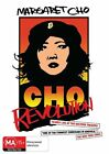 MARGARET CHO REVOLUTION region 4 DVD NEW & SEALED