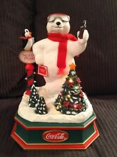 "1994 COCA COLA  ANIMATION COLLECTION  ""Always Cool"" POLAR BEAR COLLECTION"