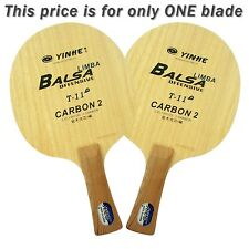 Galaxy Yinhe T-11 +  LIMBA BALSA OFF Table Tennis Ping Pong Blade