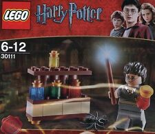 LEGO HARRY POTTER 'THE LAB' 30111 LIMITED EDITION GIFT BOX COMPLETE GUARANTEE