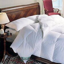 "Super King Oversized White Down Alternative Comforter (120"" x 98"") 116 Oz. Fill"