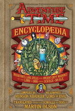 The Adventure Time Encyclopaedia HARDCOVER