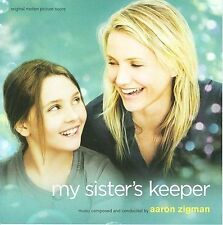 FREE US SH (int'l sh=$0-$3) NEW CD : My Sister's Keeper Soundtrack