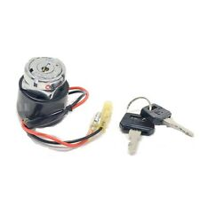 Honda Ignition Switch w/ 2 Keys 2 Wire S90 S 90 Super XL100 XL 100