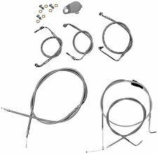 LA Choppers Cable/Brake Line Kit LA-8200KT-08