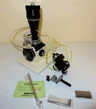 Narishige - Nikon Microscope MMO-22 Three Axis Hydraulic Micromanipulator