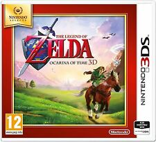 The Legend of Zelda Ocarina of Time Selects Range (3DS) NEW & SEALED