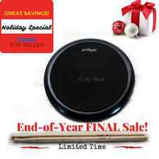 *SPECIAL* High Quality 8 inch Practice Drum Pad w 5A Sticks *GREAT GIFT PACKAGE*