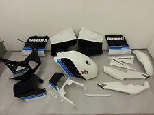 SUZUKI RG250 GAMMA MK1  FULL PAINTWORK DECAL KIT