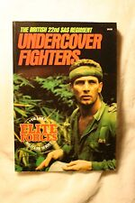 Undercover Fighters 22nd SAS Reg. Villard Publications book Very Good Condition