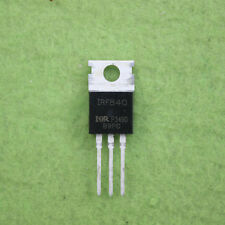 5PCS IRF840 TO-220 POWER MOSFET N-channel 8A 500V NEW