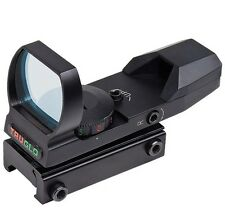 Truglo Dual Color Open Red Dot Reflex Sight Picatinny Red Green 5MOA TG8370B