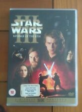 George Lucas' Star Wars: Episode 3 - Revenge of the Sith (DVD; Region 2)