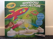 BNIB Crayola Colour Shadow Projector with fx markers