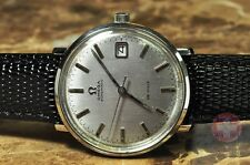 Omega De Ville Automatic Vintage with Date 166.033 Push / Pull