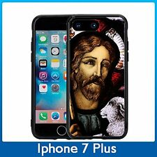 Jesus Christ Holding A Lamb For Iphone 7 Plus (5.5) Case Cover By Atomic Market