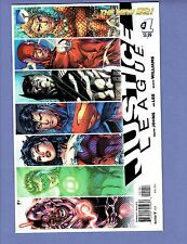Justice League 1 8th Print HTF Hot New 52 Variant Movie High Grade Batman