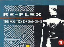 LP 2256  RE FLEX  THE POLITICS OF DANCING