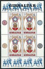 Gibraltar - 200 Jahre Unabhängigkeit USA Block 2 postfrisch 1976 Mi. 337