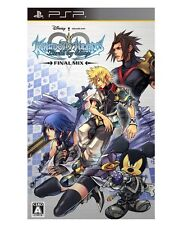 USED PSP Kingdom Hearts: Birth by Sleep (Final Mix) Playstation Portable