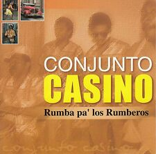 Conjunto Casino Rumba Pa Los Rumberos CD No plastic cover