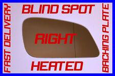 BMW 7 SERIES F01/F02/F03/F04 2008+ DOOR WING MIRROR GLASS HEAT BLIND SPOT RIGHT