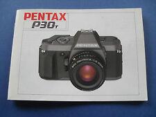 Pentax P30T Bedienungsanleitung, Top !