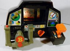 VTG DASHBOARD ELECTRONIC GAME SPACE BATTLE TOY BATTERY OPERATED