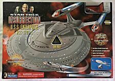 1998 Playmates STAR TREK INSURRECTION U.S.S. Enterprise NCC-1701-E ~ COMPLETE