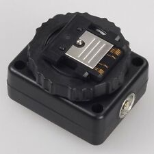 HSS Travor Hot Shoe Adapter HC511 for Sony A7 A7R Camera MI Interface to Canon