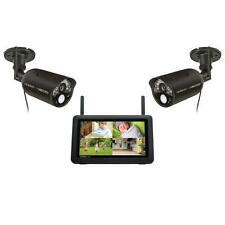 "UNIDEN UDR777HD 7"" LCD HD Surveillance System with 2 Cameras"