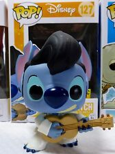 Funko Pop Elvis Stitch Disney 127 Hot Topic Exclusive Vinyl Figure