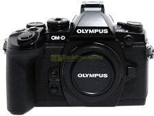 Olympus OM-D EM-1 16,3Mp micro 4/3, ottime condizioni. (body). Olympus OMD E-M1.