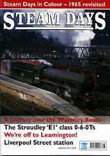 STEAM DAYS 313 SEP 2015 Leamington Spa,Waverley Route,1965,Liverpool Street,E1s