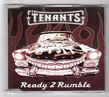 (HA965) The Tenants, Ready 2 Rumble - 2003 CD