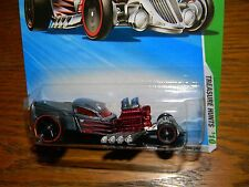 SUPER-RAT BOMB- #4/12-hot wheels 2010-VHTF-treasure hunt rare collectible
