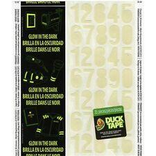 ShurTech Glow In The Dark Duck Tape Sheets - 424685