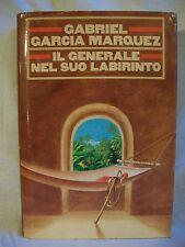 Gabriel Garcia Marquez - Il generale nel suo labirinto - CDE 1990