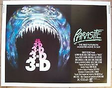 Parasite :: Rockweiller  Killer Dogs   , 3D S/S  3D  Bluray