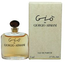Gio By Giorgio Armani 0.17 oz Edp Splash Mini For Women New in Box