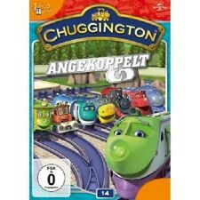 CHUGGINGTON VOL.14 - ANGEKOPPELT - DVD NEUWARE (SARAH BALL)