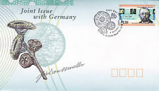 AUSTRALIA 9 OCTOBER 1996 JOINT ISSUE WITH GERMANY OFFICIAL FIRST DAY COVER SHS