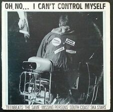 OH, NO. I CAN`T CONTROL MYSELF CANADA LP 80 TEENBEATS SAME SKA STARS MOD REVIVAL