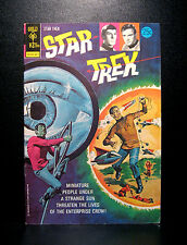 COMICS: Gold Key: Star Trek #25 (1974) - RARE (batman/man from uncle/flash)
