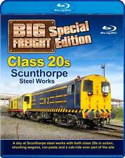Class 20s at Scunthorpe Steel Works - Big Freight Special Edition *Blu-ray