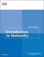 Introduction to Networks Course Booklet ' Cisco Networking Academy New freepost